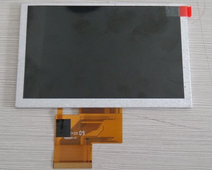 TFT 5 inch industrial-grade equipment 800x480 dot matrix color scree