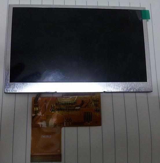 TFT 4.3 inch 480x272 dot matrix color screen