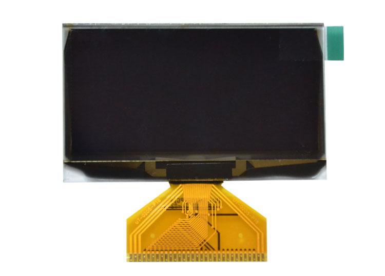 2.42寸焊接OLED显示屏 128*64点阵